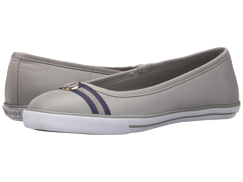 Tommy Hilfiger - Bobby2 (Light Blue Fabric) Women's Shoes