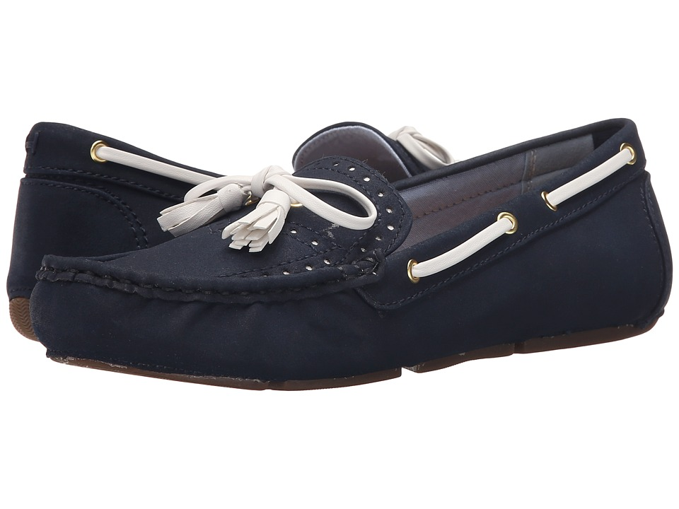 Tommy Hilfiger - Ziggy (Marine/White) Women's Shoes