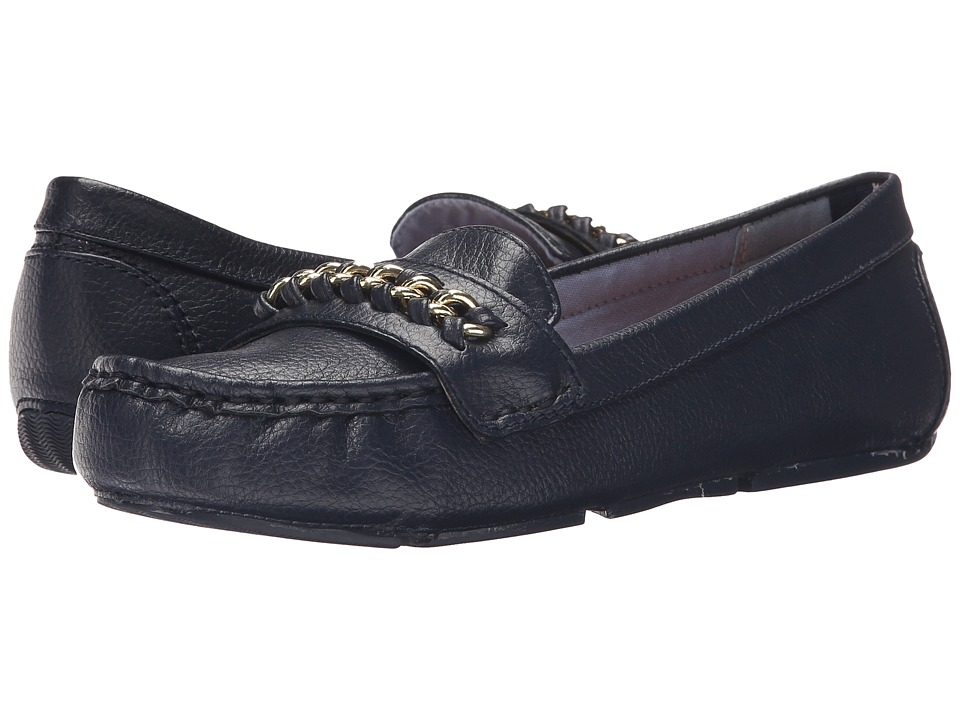Tommy Hilfiger - Zeta (Marine/White) Women's Shoes