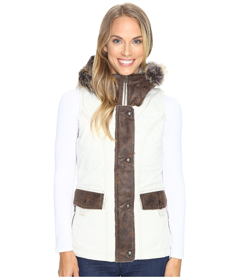KUHL - Arktik Down Vest (Natural) Women's Vest