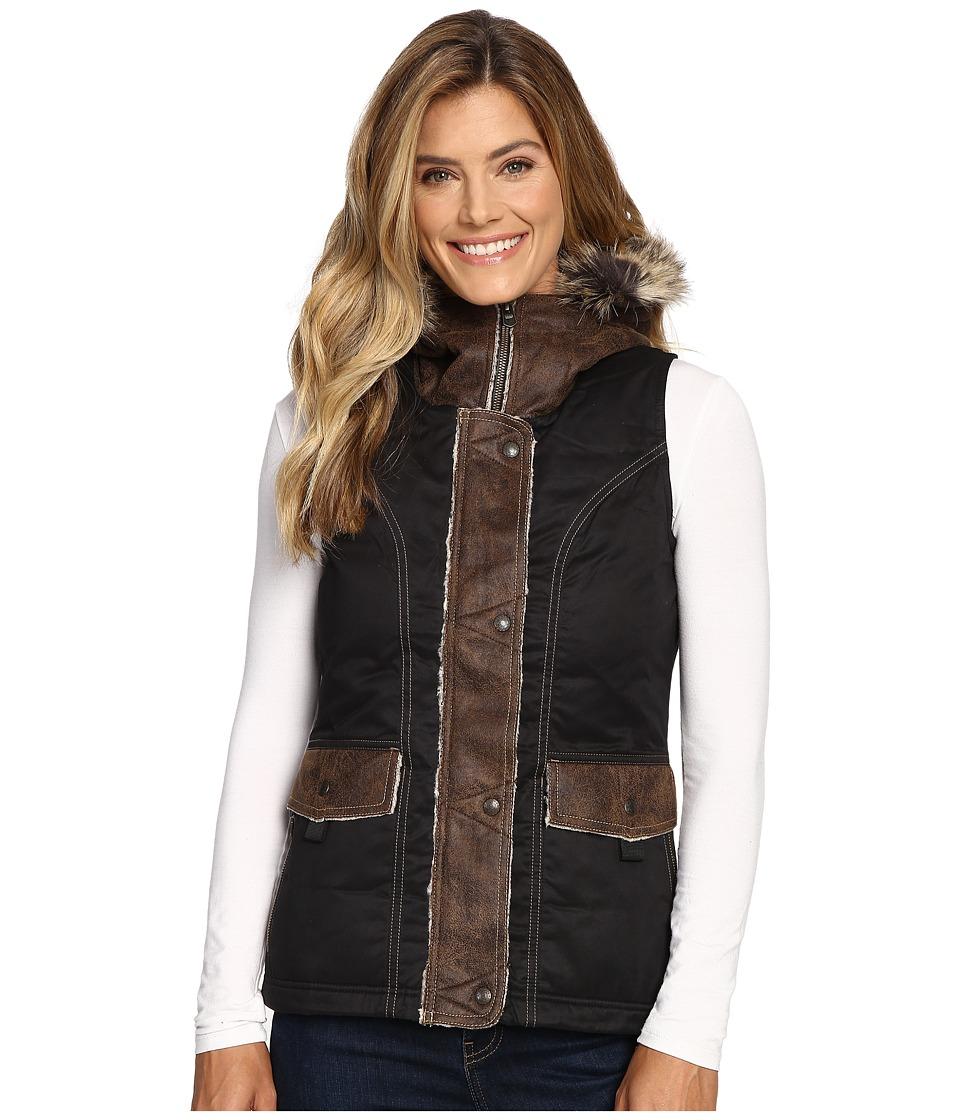 KUHL - Arktik Down Vest (Raven) Women's Vest