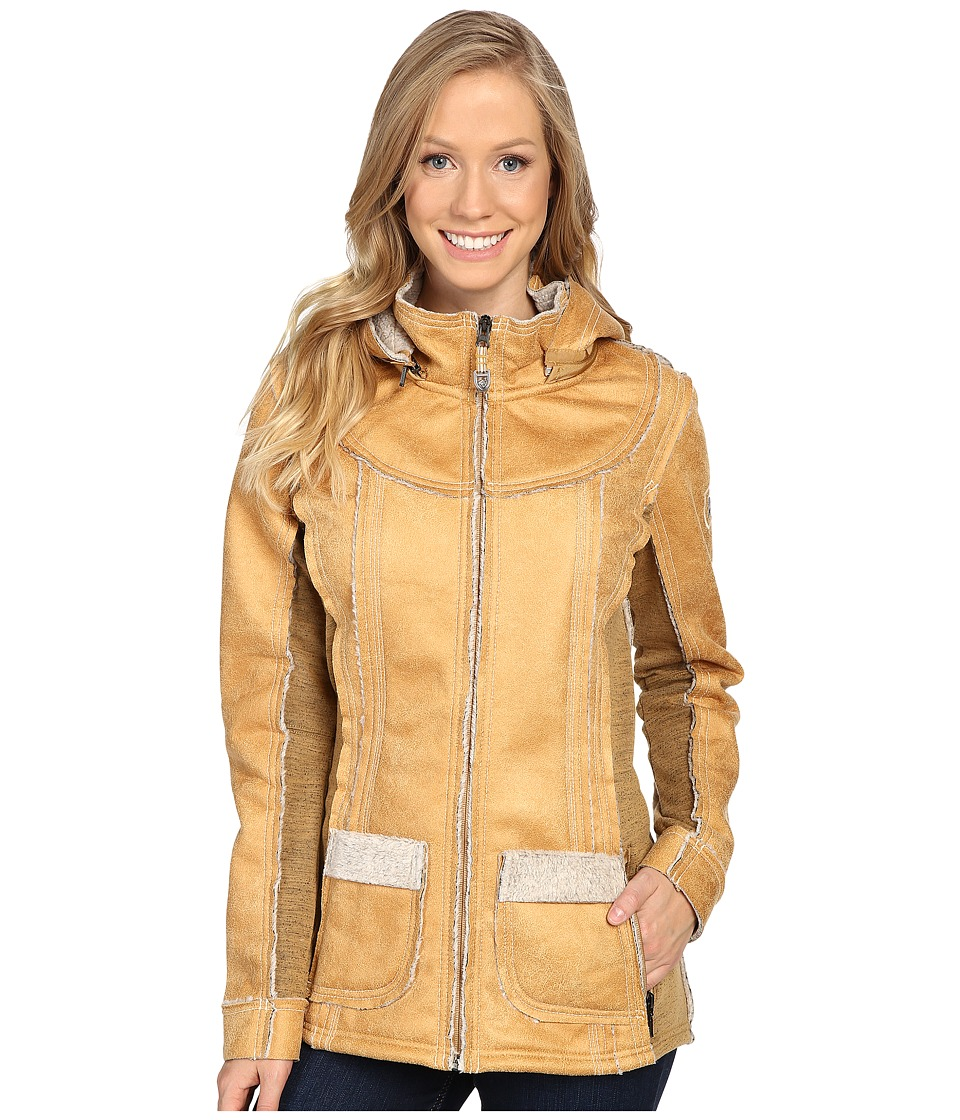 KUHL - Dani Sherpa Jacket (Buckskin) Women's Coat