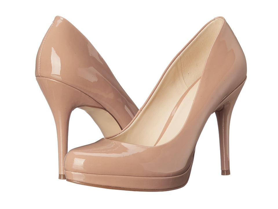 Nine West - Kristal3 (Natural Synthetic) Women's Shoes