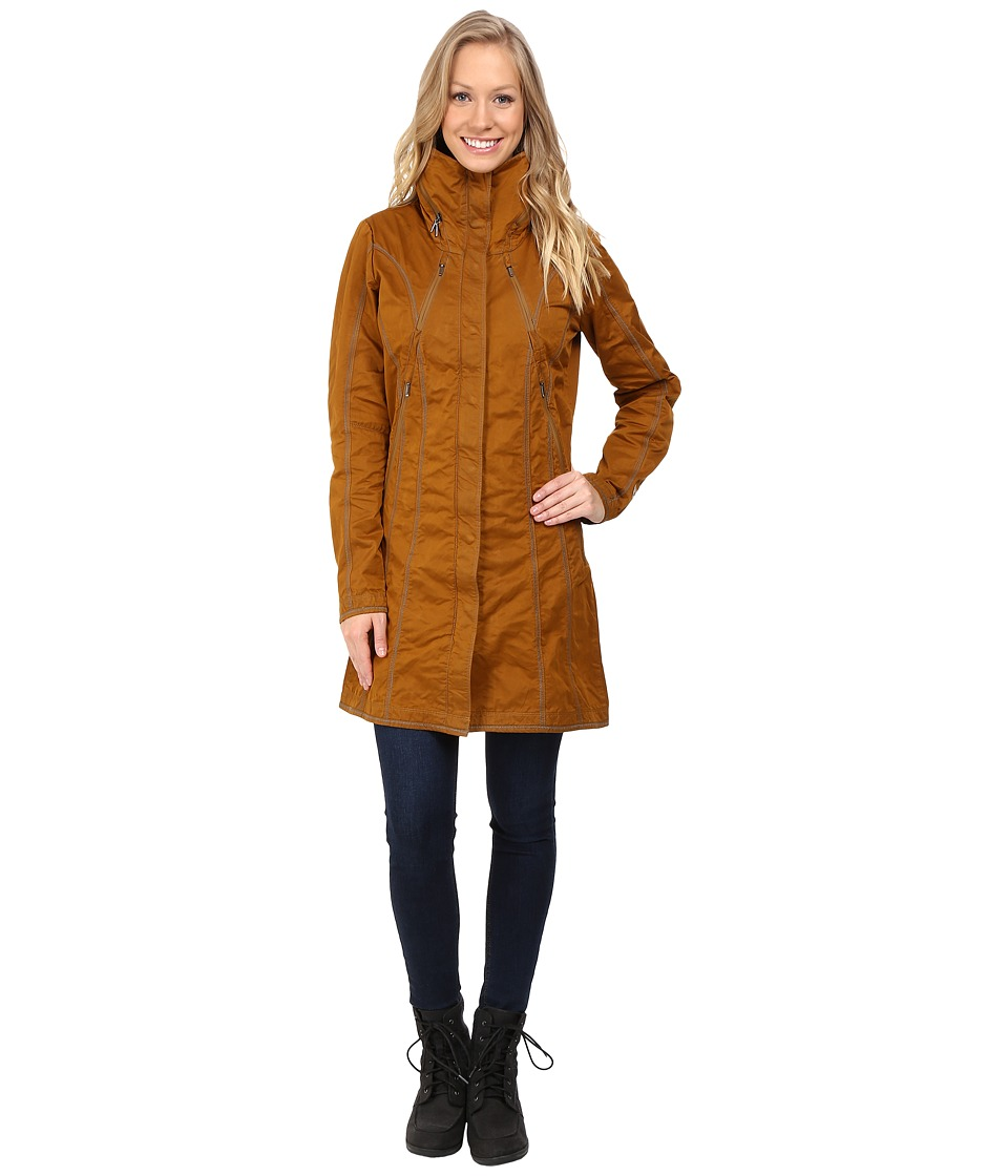 Kuhl - Lena Trench (Teak) Women's Coat