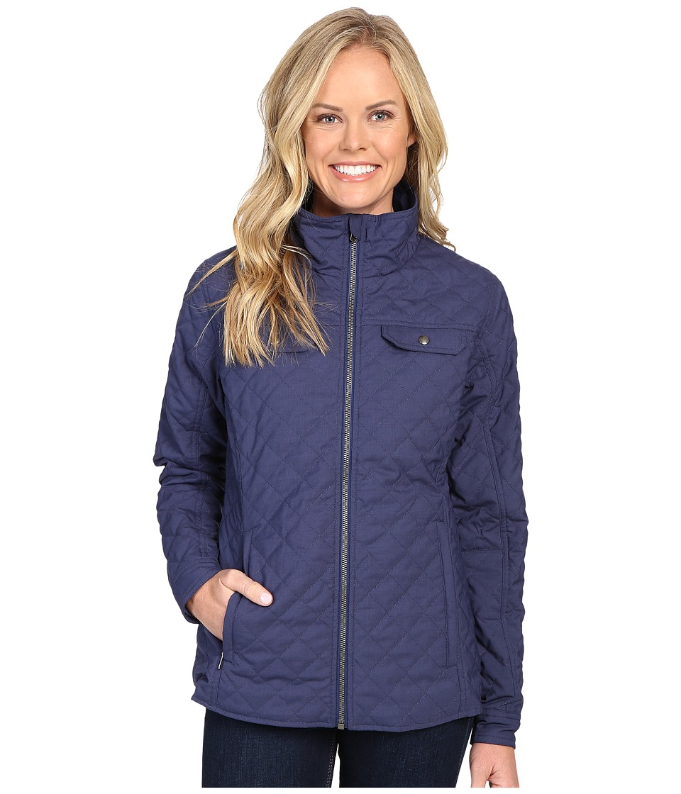 KUHL - Brazen Jacket (Blue Depths) Women's Coat