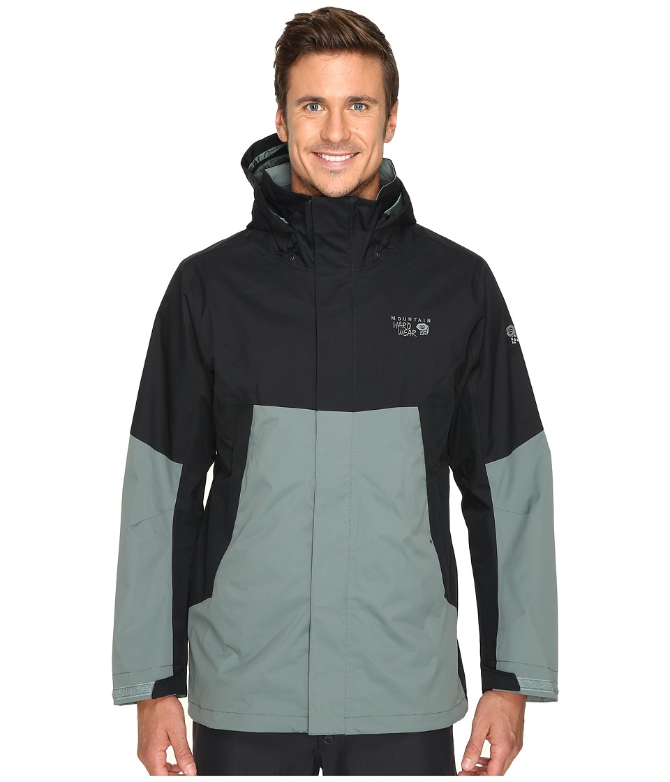 Mountain Hardwear - Exposure Parka (Thunderhead Grey) Men's Coat