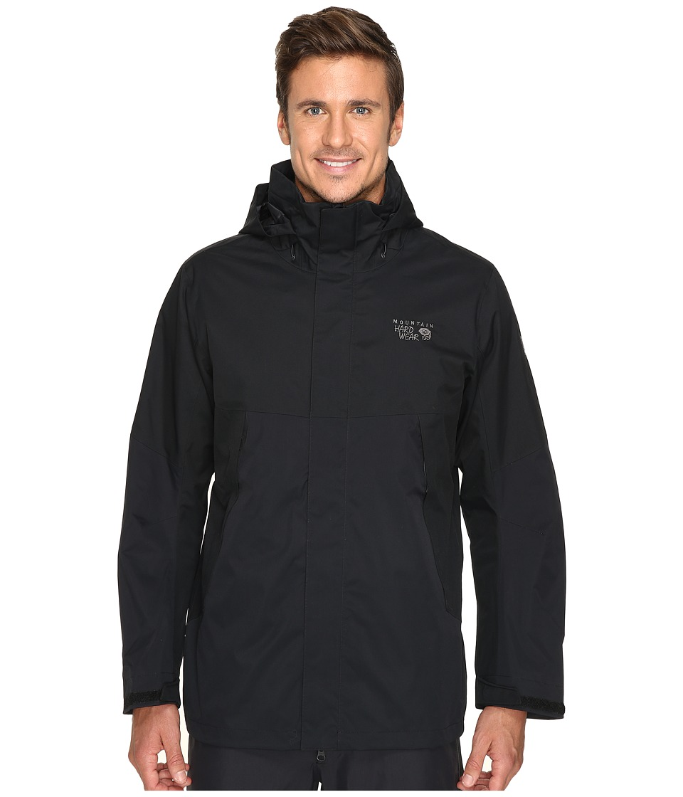 Mountain Hardwear - Exposure Parka (Black) Men's Coat