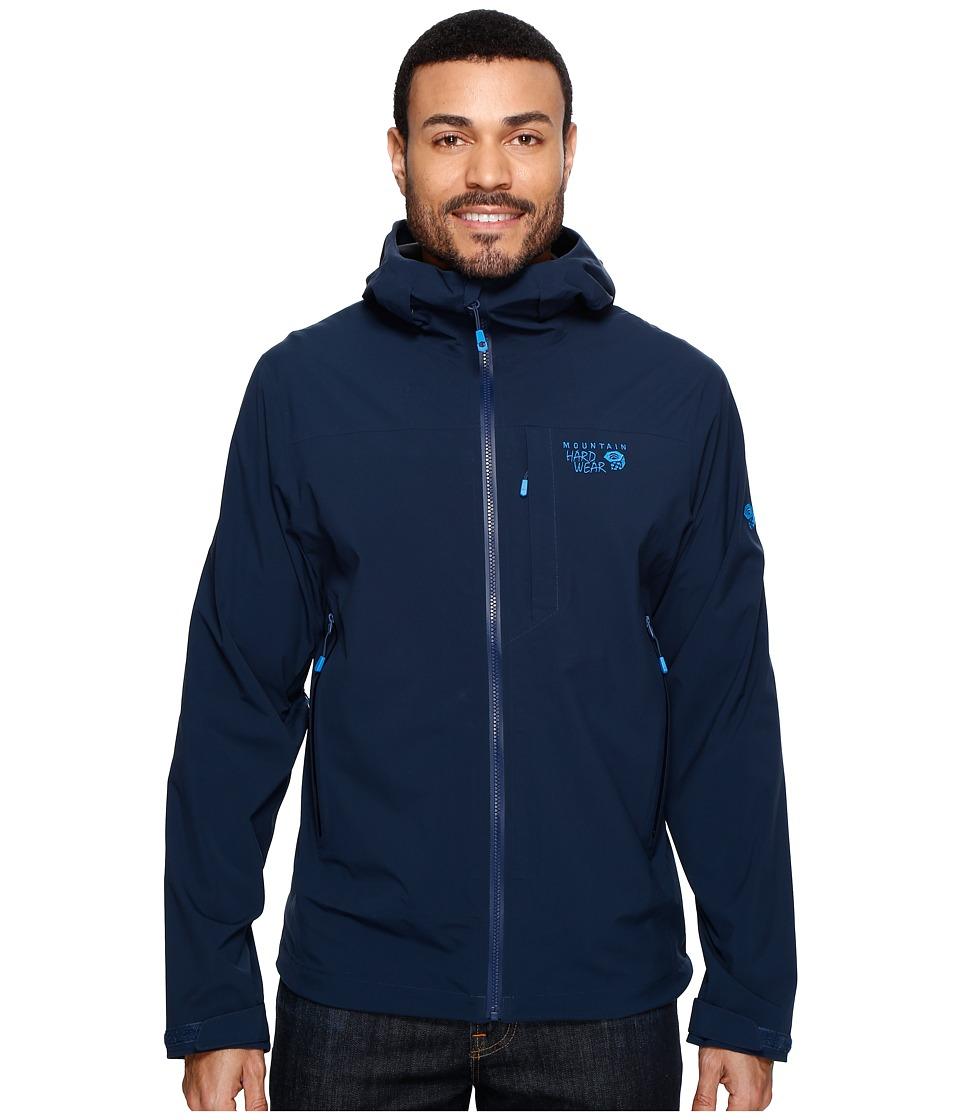 Mountain Hardwear - Stretch Ozonictm Jacket (Hardwear Navy) Men's Coat