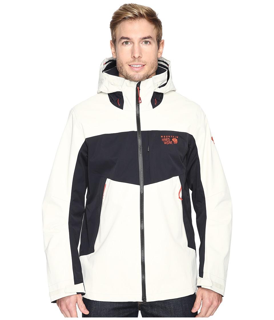Mountain Hardwear - Exposure Jacket (Stone/Black) Men's Coat