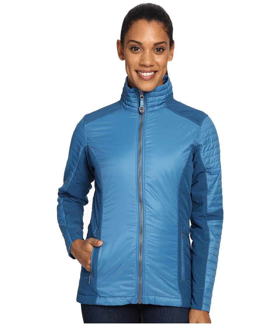 KUHL - Firefly Jacket (Ocean) Women's Coat