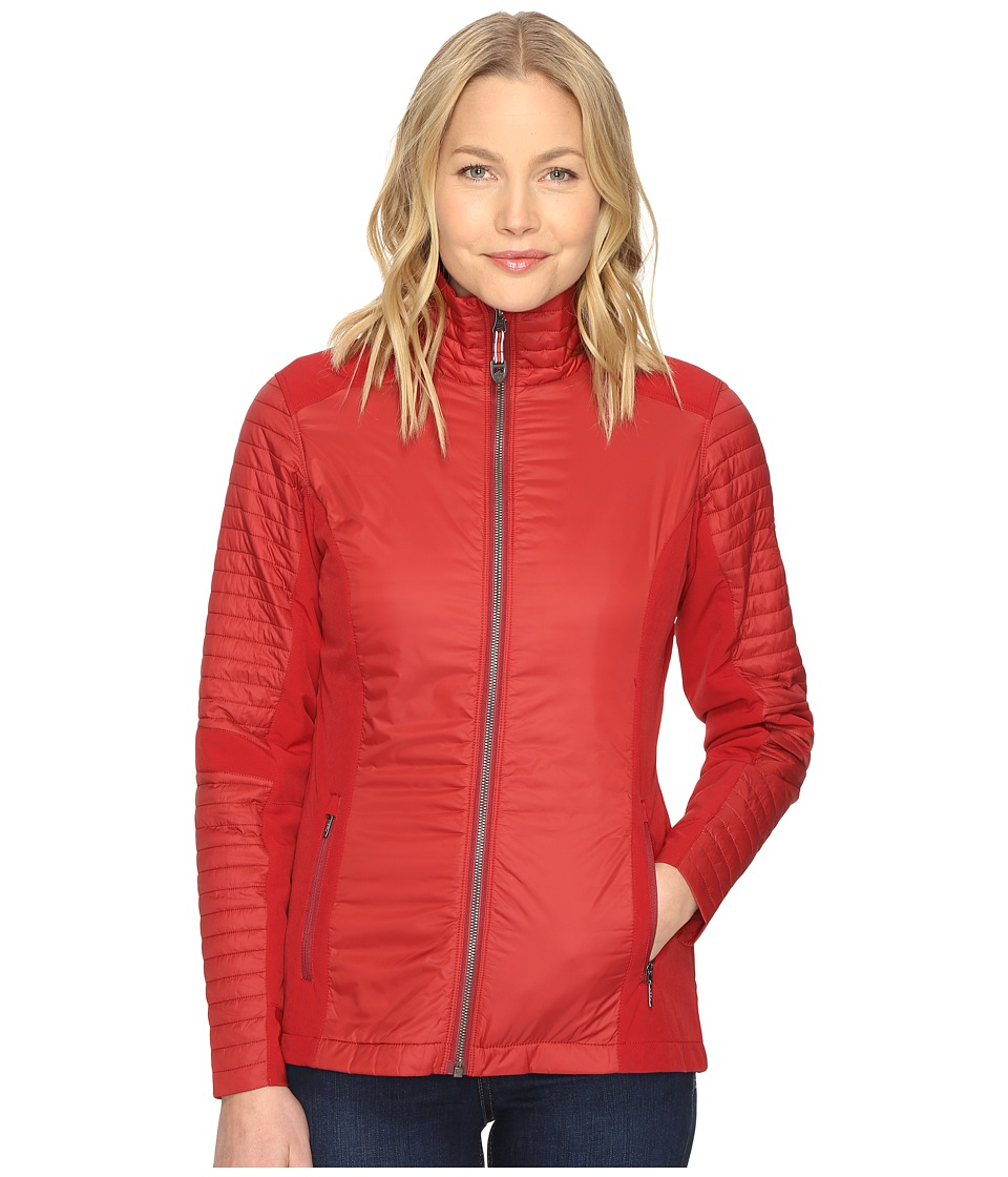 KUHL - Firefly Jacket (Red Spice) Women's Coat