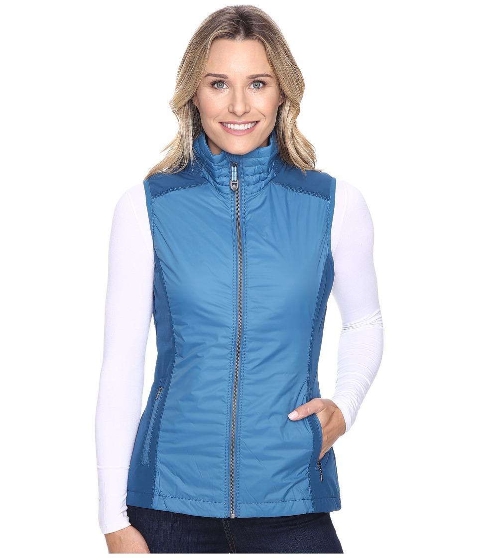 KUHL Firefly Vest (Ocean) Women