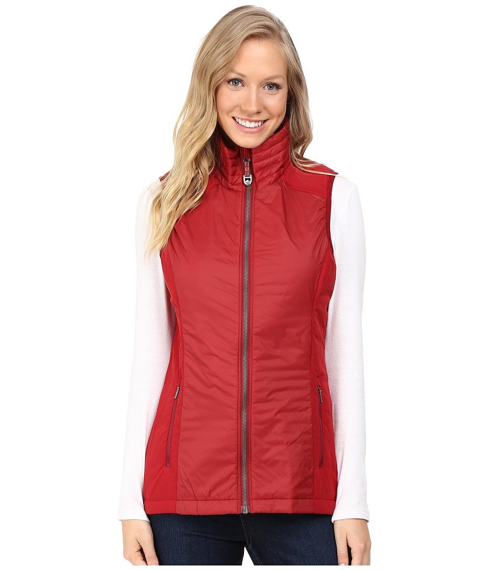 Kuhl - Firefly Vest (Red Spice) Women's Vest