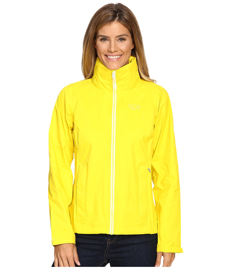 Mountain Hardwear - Plasmic Ion Jacket (Lemon Twist) Women's Coat