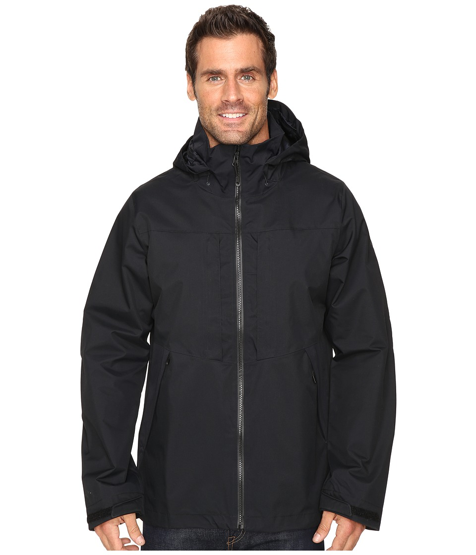 Mountain Hardwear - Radian Parka (Black) Men's Coat