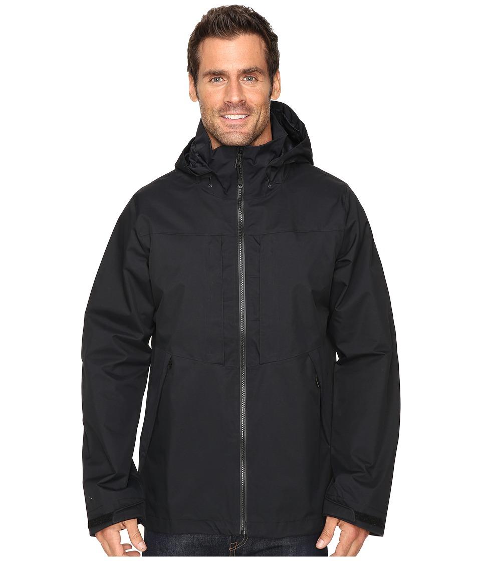 Mountain Hardwear - Radian Parka (Black) Men's Coat