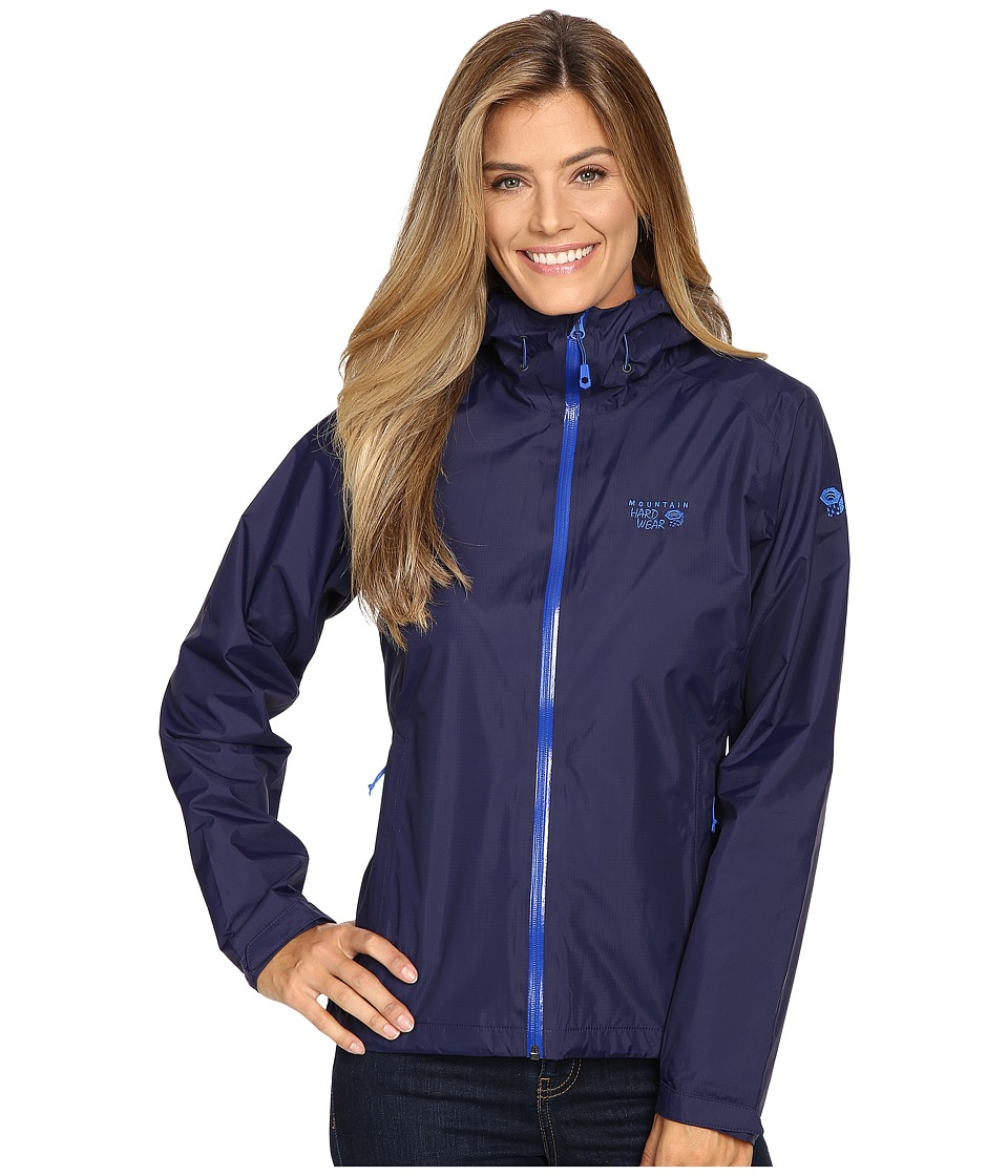 Mountain Hardwear - Finder Jacket (Indigo Blue) Women's Jacket