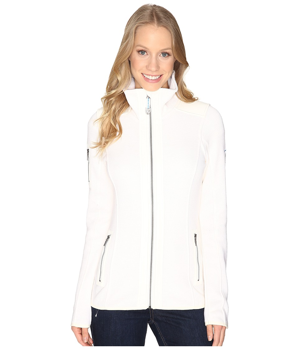 KUHL - Winterthur FZ (Ivory) Women's Coat