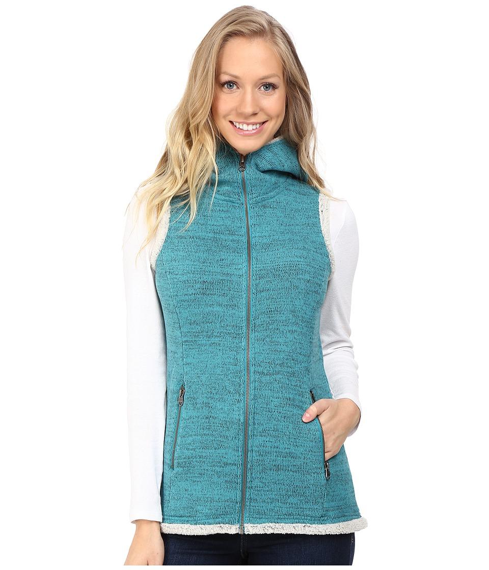 KUHL - Alska Hooded Vest (Jasper) Women's Vest
