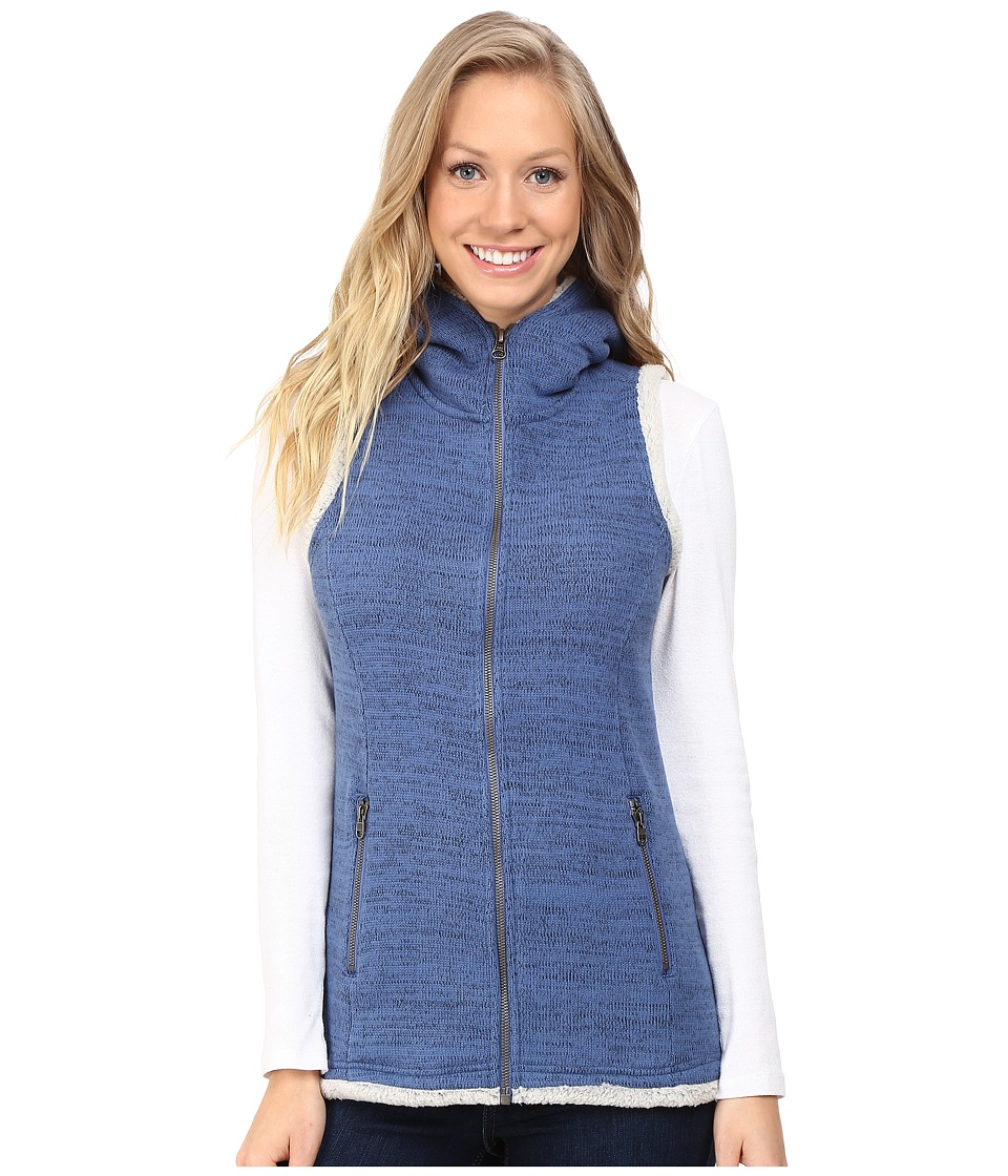 KUHL - Alska Hooded Vest (Storm Blue) Women's Vest
