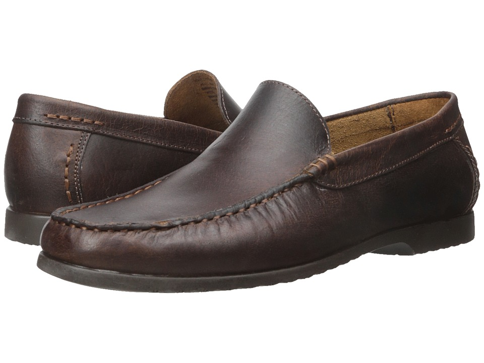 Robert Wayne - Alfie (Brown) Men's Shoes
