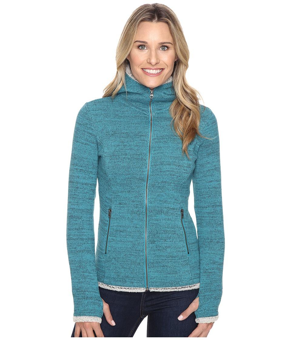 Kuhl - Alska Hoodie (Jasper) Women's Sweater