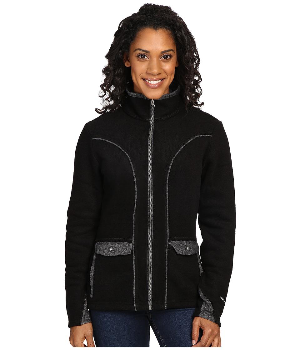 KUHL - Wisteria (Black) Women's Fleece