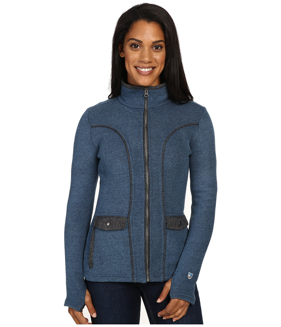KUHL - Wisteria (Storm Blue) Women's Fleece