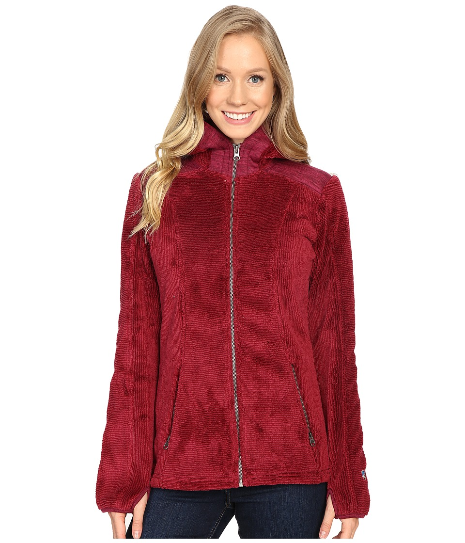 KUHL - Alto Hoodie (Claret) Women's Fleece
