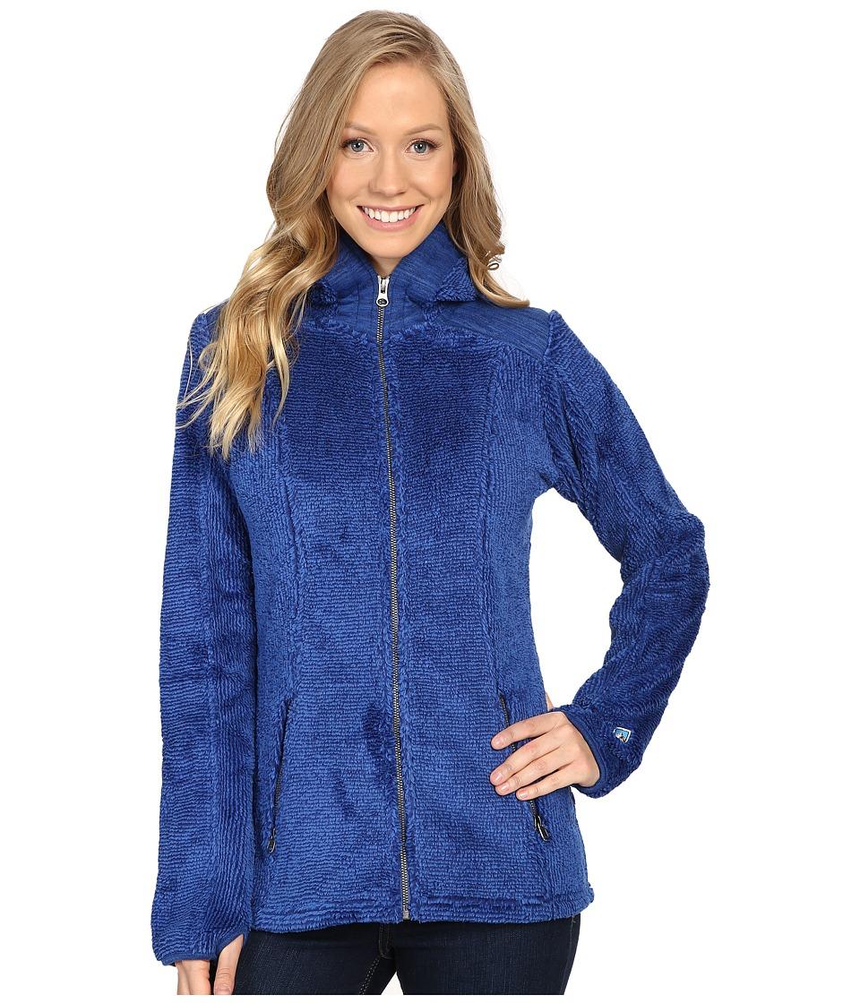 KUHL - Alto Hoodie (Sapphire) Women's Fleece