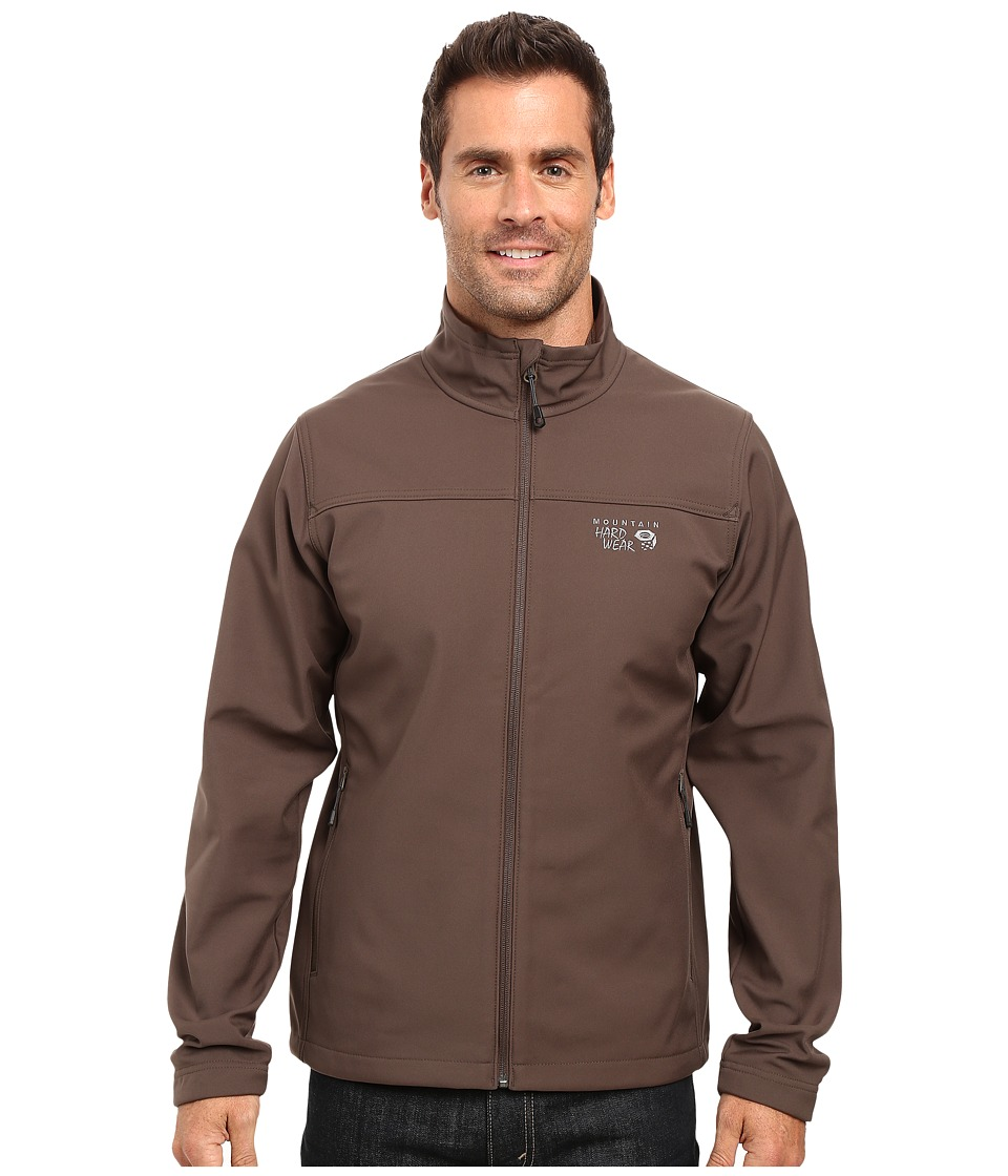 Mountain Hardwear - Solamere Jacket (Tundra) Men's Coat