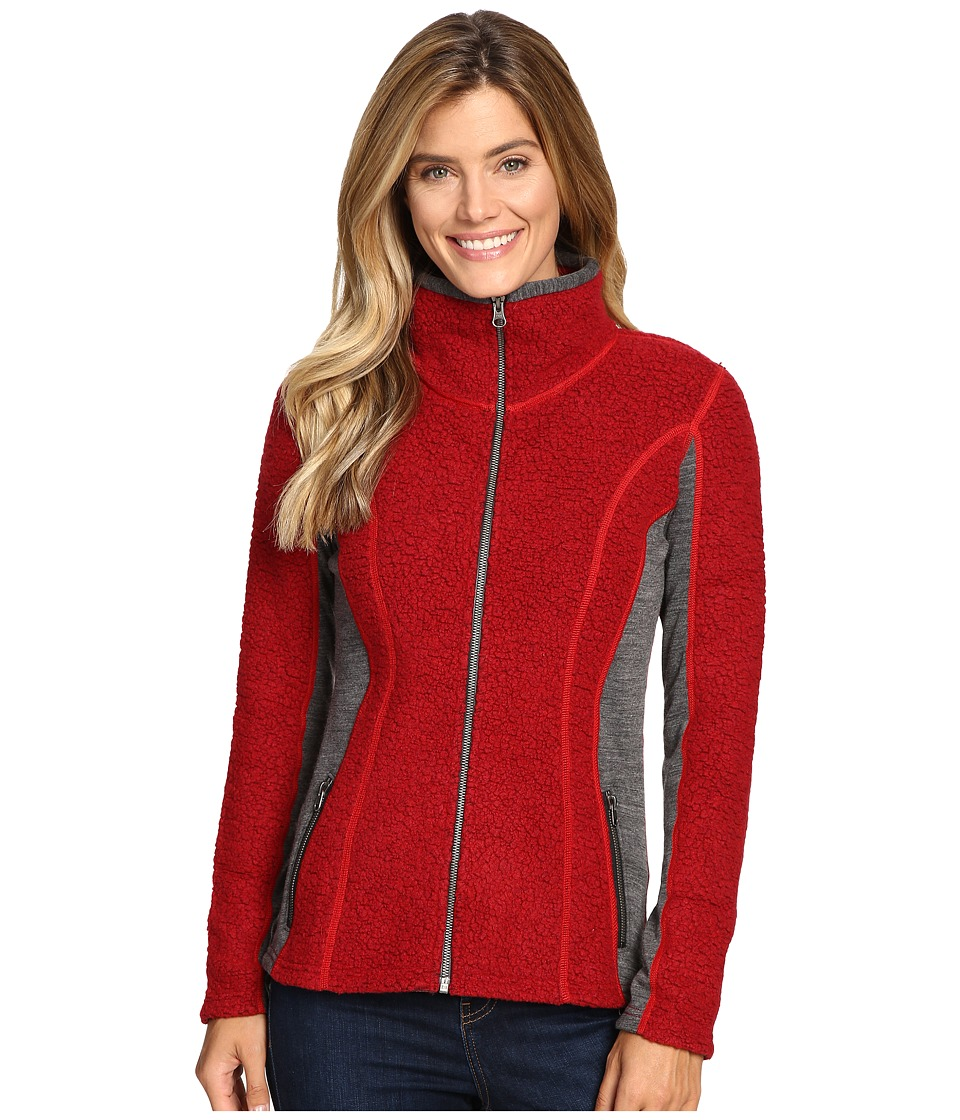 Kuhl - Kozet Full Zip (Red Spice) Women's Coat