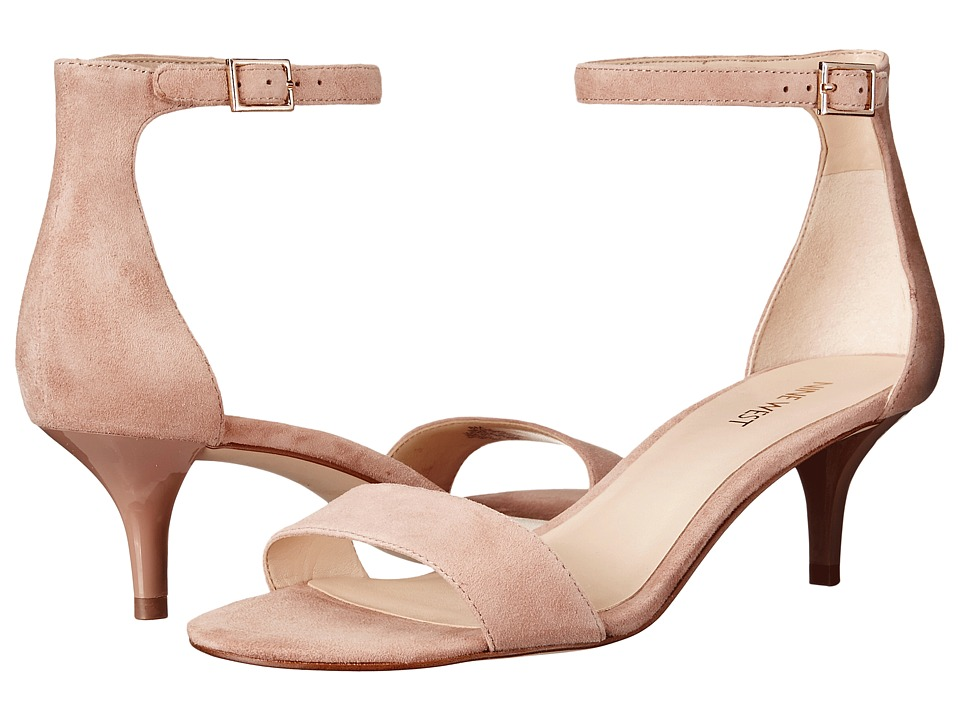 Nine West - Leisa (Natural Suede) Women's Shoes