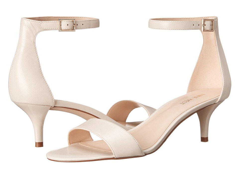 Nine West - Leisa (Off-White Leather) Women's Shoes