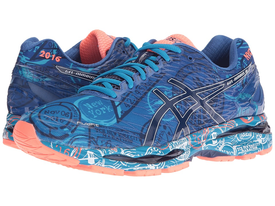 ASICS - Gel-Nimbus 18 NYC (Run/New/York) Men's Running Shoes