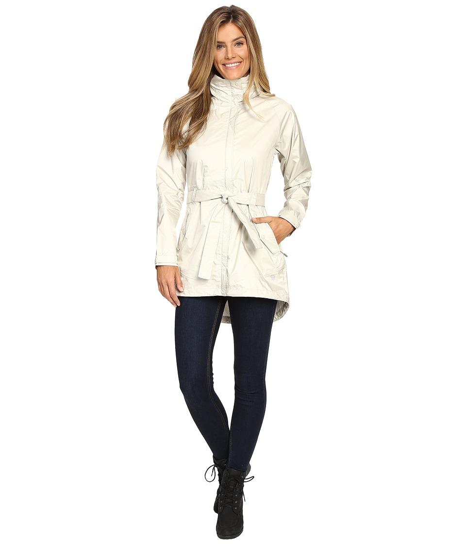 Mountain Hardwear - B Line Parka (Stone) Women's Coat