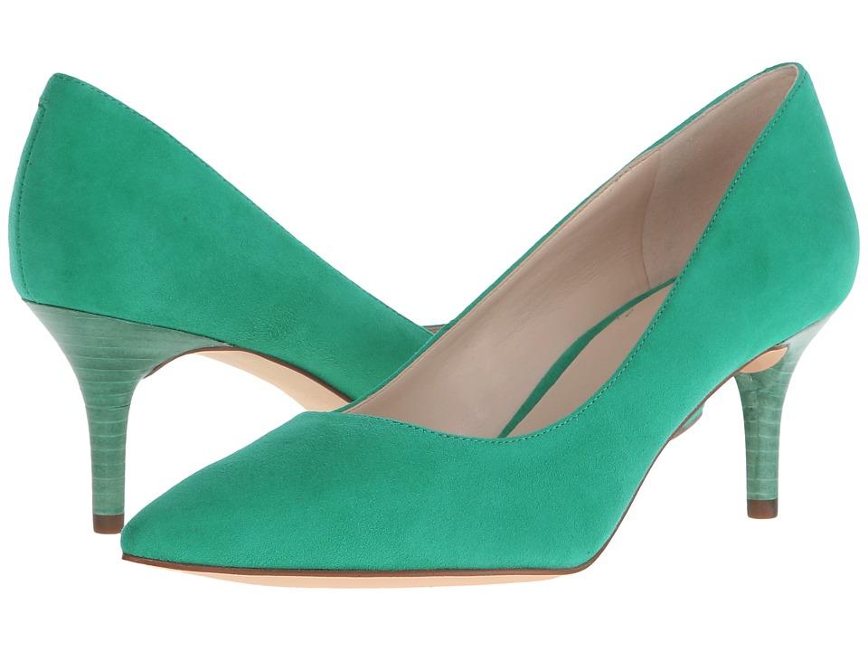 Nine West - Margot (Green Suede 2) High Heels