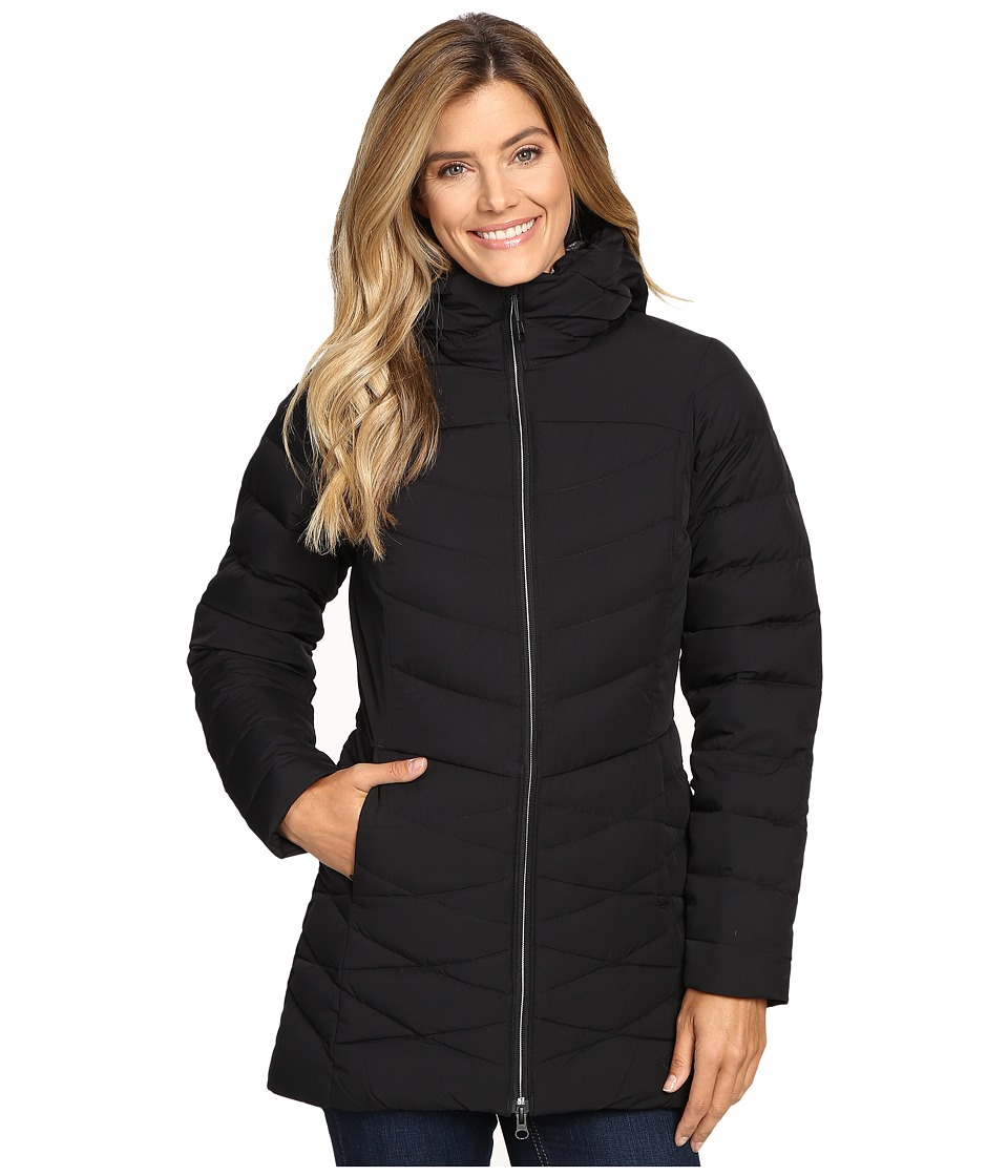 Mountain Hardwear - Downhill Metro Coat (Black) Women's Coat