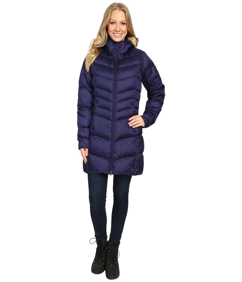 Mountain Hardwear Downtown Coat (Indigo Blue) Women