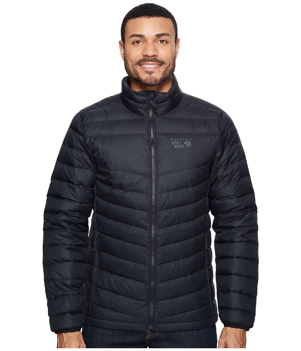 Mountain Hardwear - Micro Ratio Down Jacket (Black) Men's Coat
