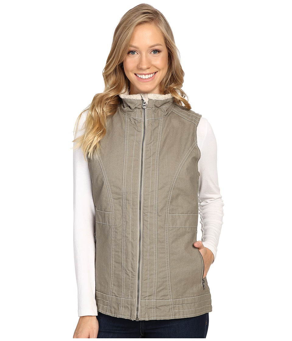 KUHL - Burr Vest (Light Khaki) Women's Vest