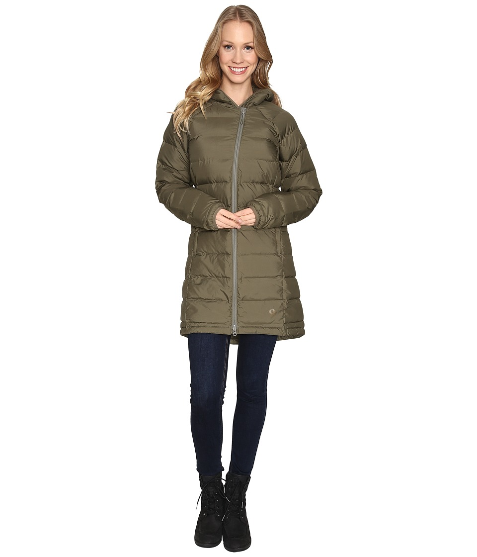Mountain Hardwear - Thermacity Parka (Stone Green) Women's Coat