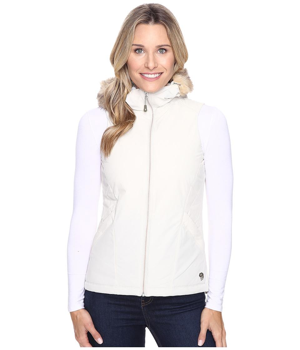 Mountain Hardwear - Potrero Insulated Vest (Stone) Women's Vest