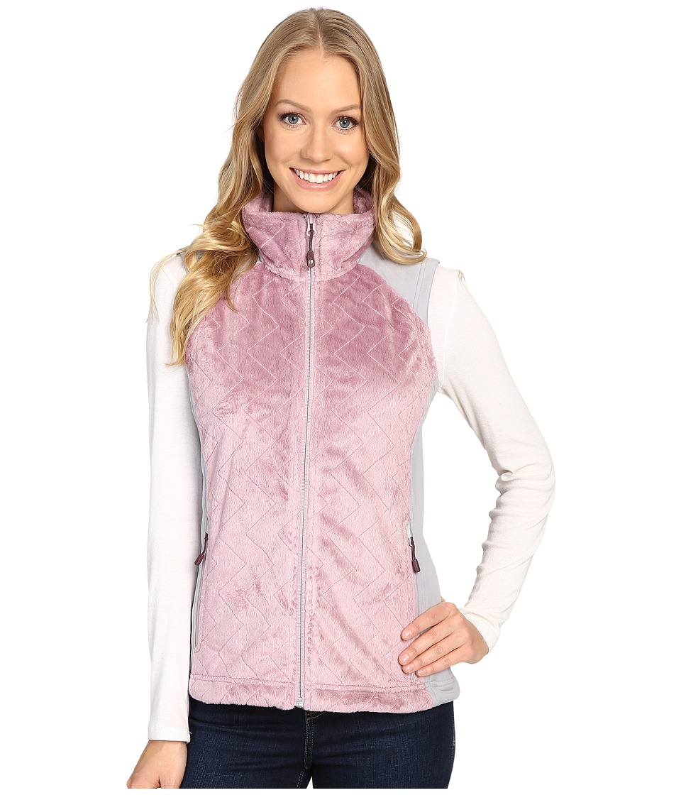 Mountain Hardwear - Pyxis Stretch Quilted Vest (Dusty Orchid) Women's Vest