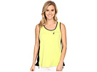Life Style Jasmine Sleeveless Tank Top with Back Inverted Pleat