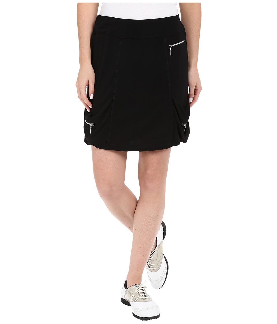 Jamie Sadock - Life Style 18 Skirt (Jet Black) Women's Skirt