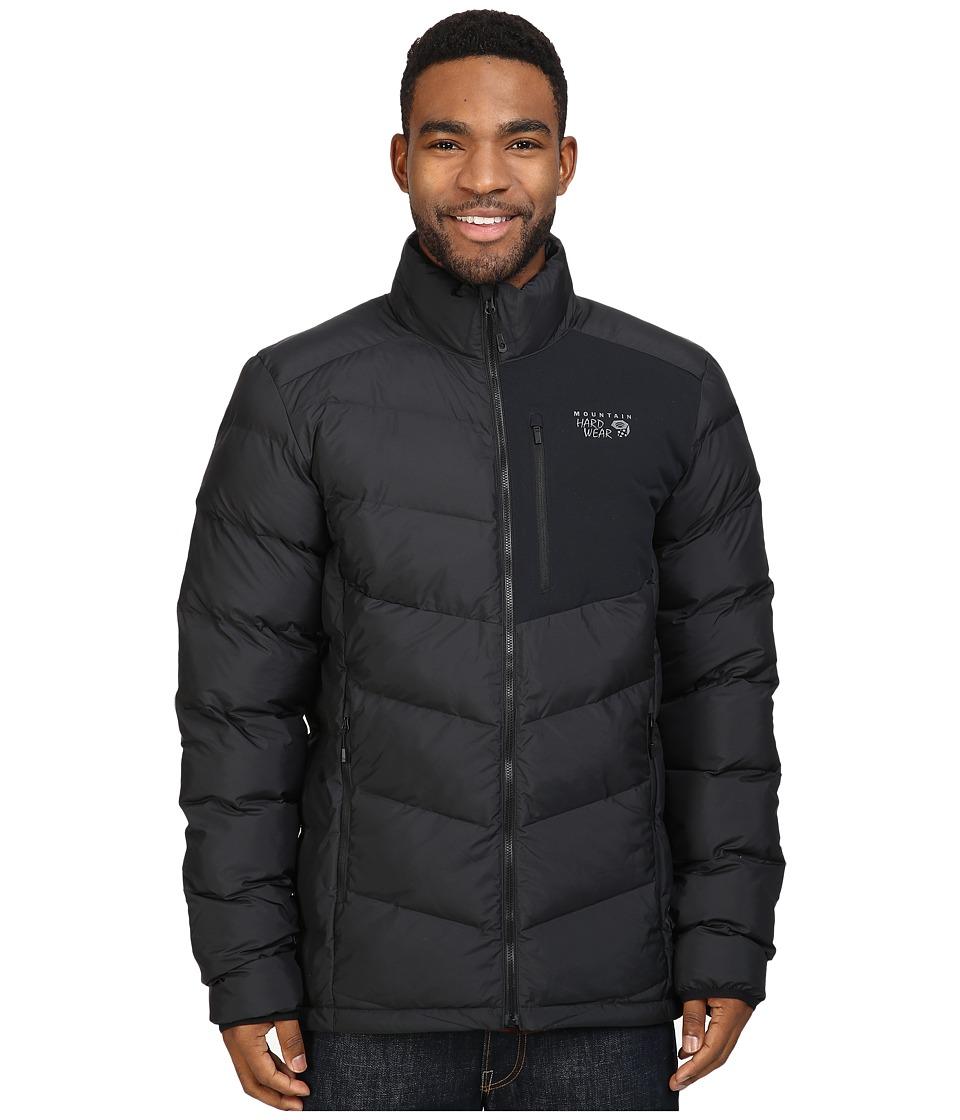 Mountain Hardwear - Thermist Jacket (Black) Men's Coat