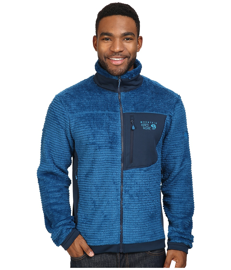 Mountain Hardwear - Monkey Man Jacket (Phoenix Blue) Men's Coat