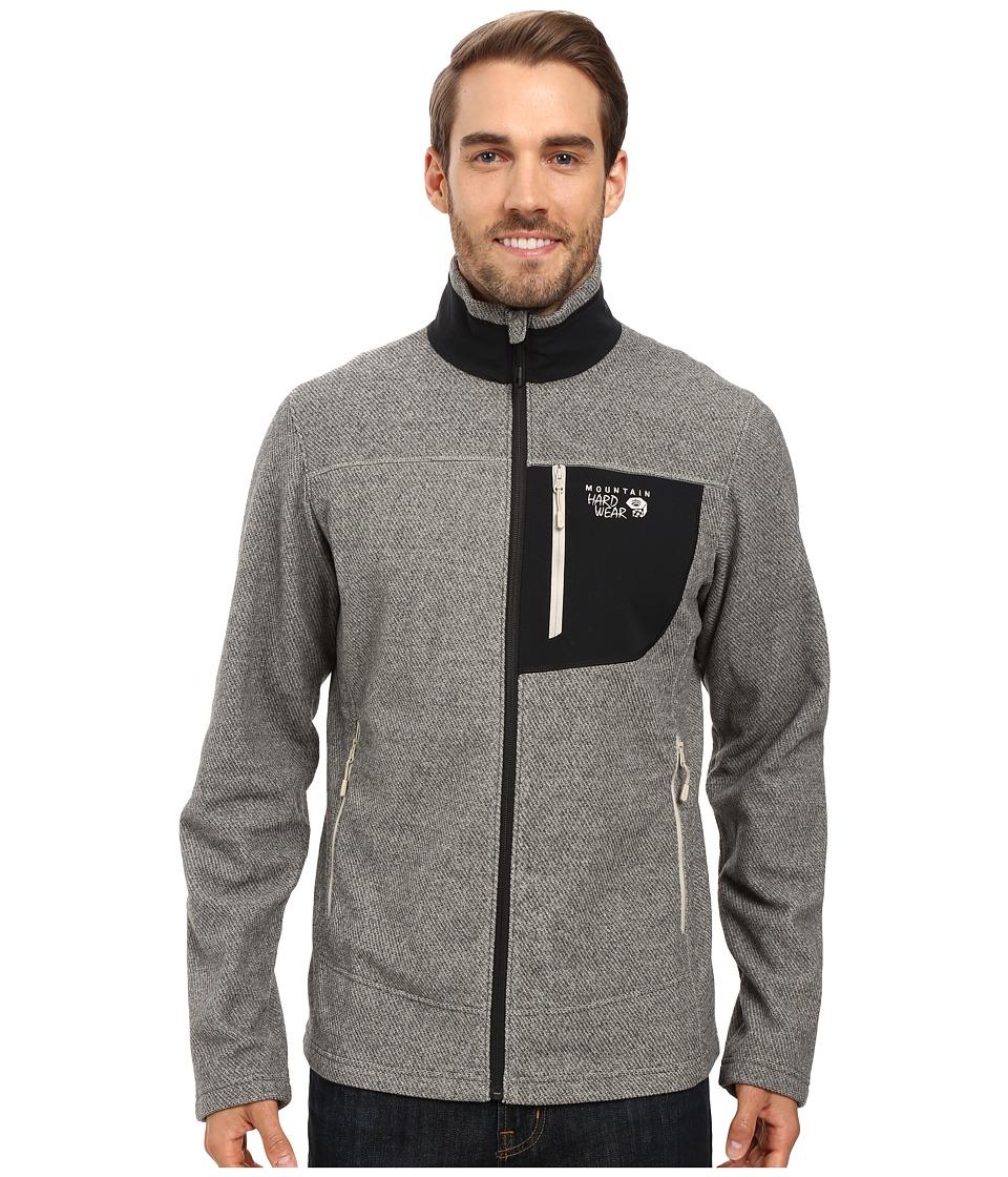 Mountain Hardwear - Toasty Twill Jacket (Fossil) Men's Coat