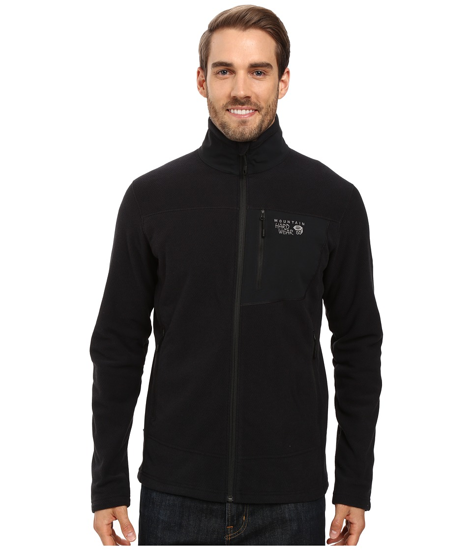 Mountain Hardwear - Toasty Twill Jacket (Black) Men's Coat